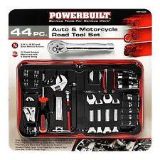 Powerbuilt 44-Piece Auto-Motorcycle Road Tool Set