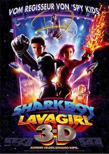 Die Abenteuer Von Sharkboy Und Lavagirl