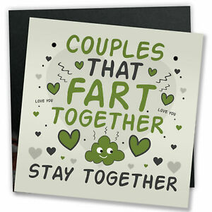 Image Is Loading Funny Boyfriend Girlfriend Birthday ANNIVERSARY Card Gifts For