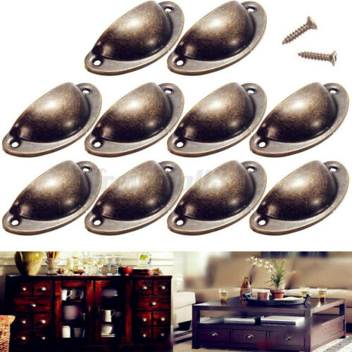 Details about  /1~24Pcs Drawer Pull Handle Screws Kitchen Cupboard Cabinet Cup Furnitur