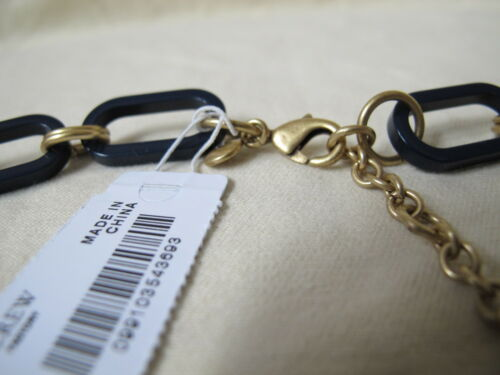 NWT J.Crew®/_Women/'s Crystal Chain Link Necklace/_B0335