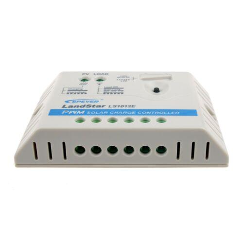 30A//10A PWM Solar Charge Controller 12V//24V Epever LandStar Solar Regulator CE
