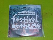 VARIOUS - GLOBAL GATHERING ANTHEMS !!!!!!!!!!!! CD PROMO!