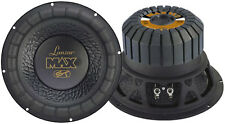 "LANZAR MAX 15 ""POLLICI 1200W CAR AUDIO SUBWOOFER driver SUB BASS SPEAKER woofer"