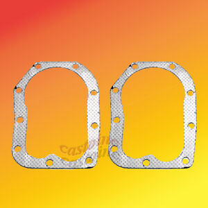 2 briggs stratton head gaskets 692231 27216 16 hp vertical image is loading 2 briggs amp stratton head gaskets 692231 amp publicscrutiny Images