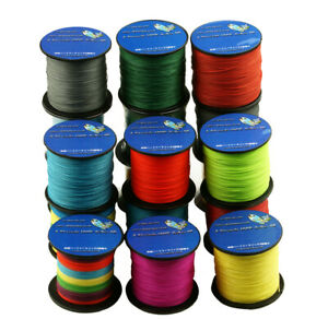9-Color-500M-Multifilament-Spectra-Braided-8-Strands-Sea-Testing-Fishing-Line