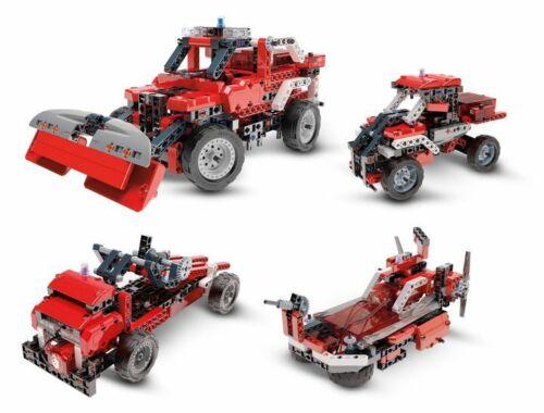 59052.0 Rettungsfahrzeuge Clementoni Construction Challenge