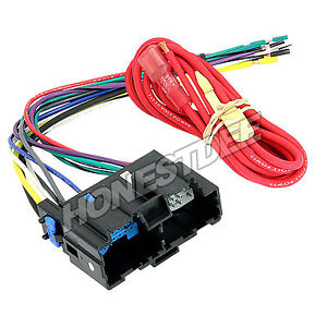 AFTERMARKET CAR STEREO/RADIO TO AVEO/G3 WIRE HARNESS/ADAPTER/PLUG 70