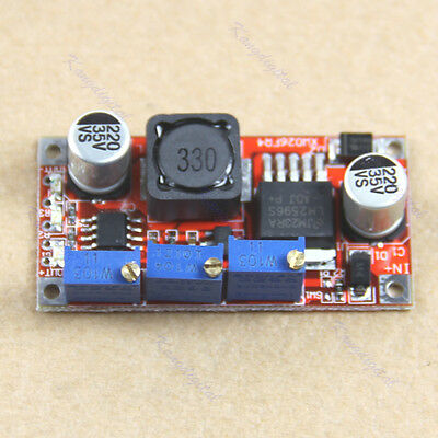 New DC-DC LM2596 LED Driver Step-down Adjustable CC/CV Power Supply Module