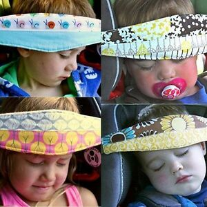 Image Is Loading Safety Baby Car Seat Headrest Pillow Sleeping Head