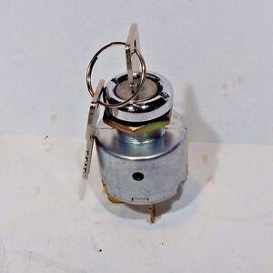 new ignition switch lock set w keys mg mgb 1963 1967 austin healey bj8 mini ebay. Black Bedroom Furniture Sets. Home Design Ideas