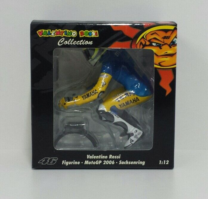 Minichamps  valentino rossi 1 12 motogp model set yamaha sachsenbague 2006  centre commercial de la mode