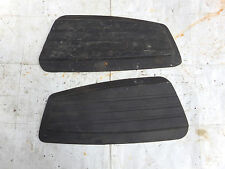Triumph T150 Trident Pair Used Petrol Tank Side Knee Pads