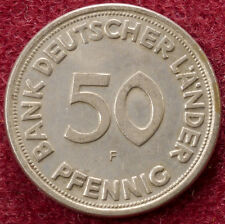 Germany 50 Pfennig 1949 F (B2703)