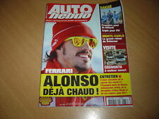 Auto hebdo N°1788 Fernando Alonso.Cosworth Group.Mazda MX-5 Open Race.Delecour
