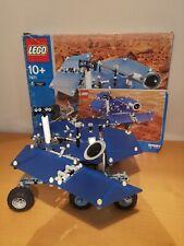 1 x Lego Segel Plastik blau Viereck Mars Rover Solar Panel Seite 7471 bb133b