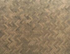 Herringbone Parquet Floor Paper, Dolls House Miniature Flooring, 1.12th Scale