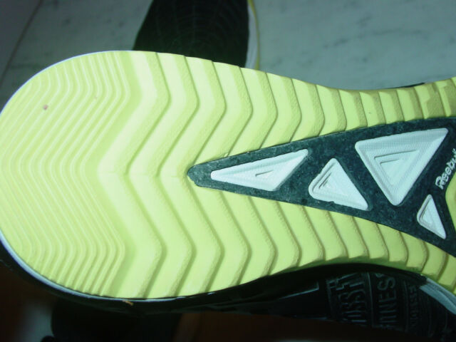 aadcc48d83e Reebok Crossfit Sprint TR Mens Training Shoes Black white M42687 13 for  sale online