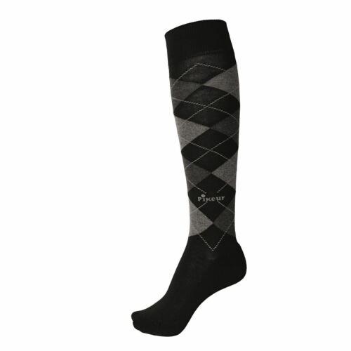 Pikeur Argyle Knee Length Socks