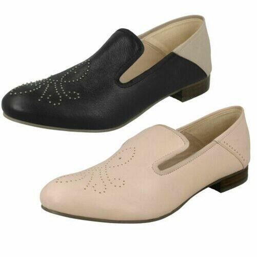 Clarks Femmes Chaussures Talon Ennis Tissé
