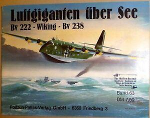 Bv222-Wiking-Bv238-Luftgiganten-sur-Lac-Podzun-Pallas-Edition-HT6-A