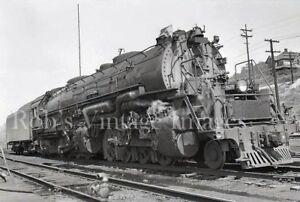 B-amp-0-Baltimore-amp-Ohio-Railroad-photo-Yellowstone-Steam-Locomotive-7629-2-8-8-4