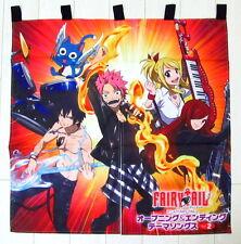 fairy tail Anime Manga japanische Gardine Tür-Vorhang 90x90cm Neu