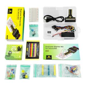 Keyestudio-Kids-electronica-de-Principiante-Kit-de-Arranque-para-BBC-Micro-Conjunto-de-Bits-MICROBIT