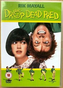 Drop-Dead-Fred-DVD-1991-Cult-Imaginary-Friend-Comedy-with-Rik-Mayall