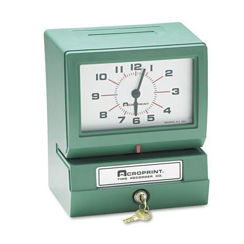 ACROPRINT TIME CLOCK KEY FOR 125 150 /& 200 TIME CLOCKS PK 626 PK626