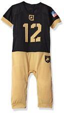 FAST ASLEEP NCAA Boys Infant Football Uniform Pajamas