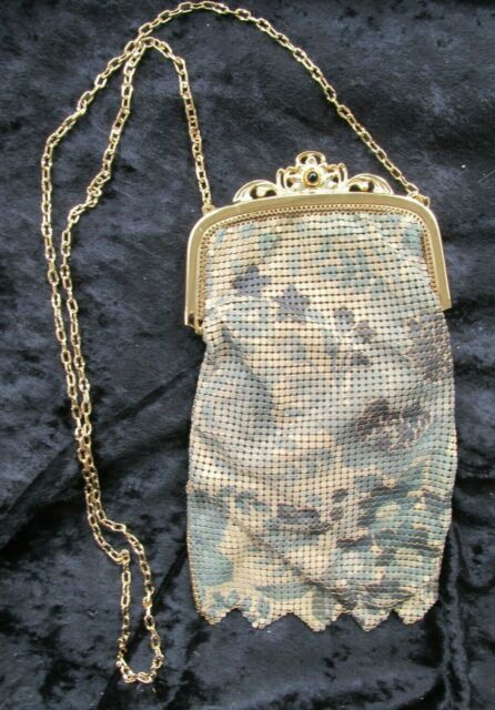 Whiting & Davis Mesh Purse Heritage Collection 1986 MADE