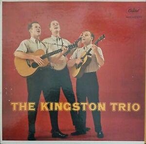 The-Kingston-Trio-Self-Titled-Vintage-Vinyl-Record-LP-VG-T996