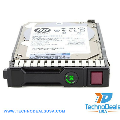 """HP 1TB 6GB//s SAS 7.2K 2.5/"""" HDD 652749-B21 653954-001 605832-002 652749-S21 Drive"""