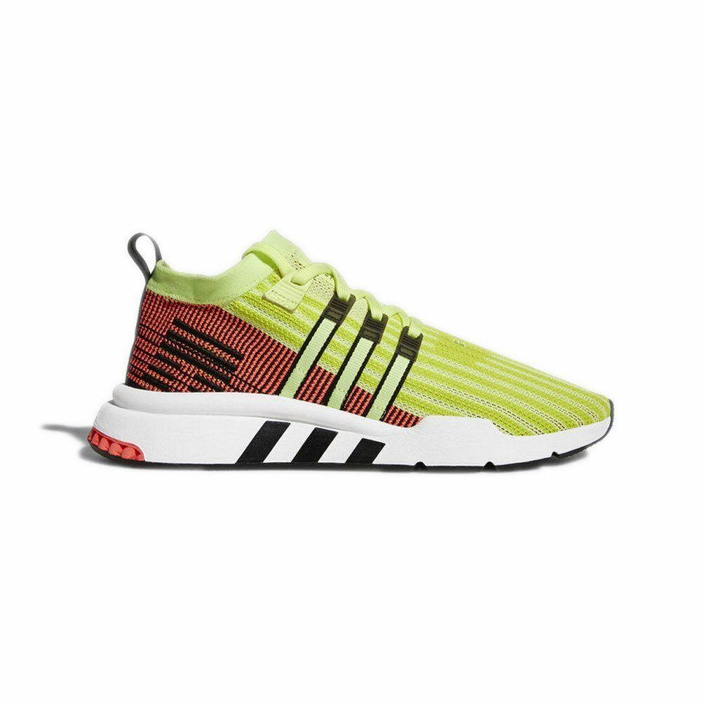|B37436| adidas Shoes – Eqt Support Mid Adv Pk yellow/black/pink 2018 Men Textil