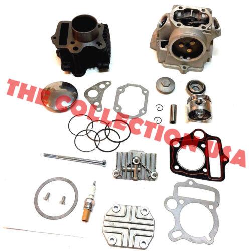 Cylinder Piston Rings Gasket Cylinder Head For Honda Xr70 Xr 70 Xr70r 1997-2003