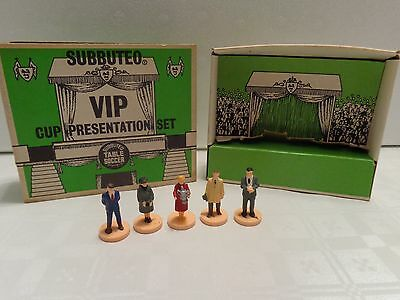SUBBUTEO VIP CUP PRESENTATION  SET REF 135 BOXED.