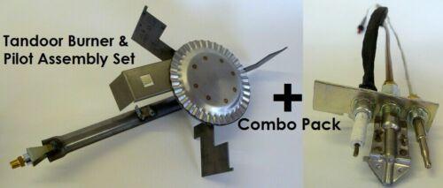 Tandoor Burner /& Pilot Kit Tandoori Burner ignition Shaan Shahi Clay Oven Spares
