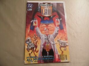 Judge-Dredd-Legends-of-the-Law-2-DC-1995-Free-Domestic-Shipping
