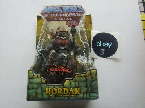 Mattel MOTUC MOTU Masters of the Universe Classic Hordak