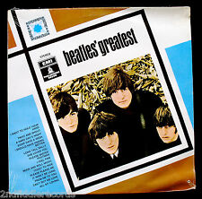THE BEATLES-Beatles Greatest-Fully Sealed Promo Album-Holland Import-STERREN