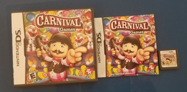 Carnival Games (Nintendo DS, 2008)