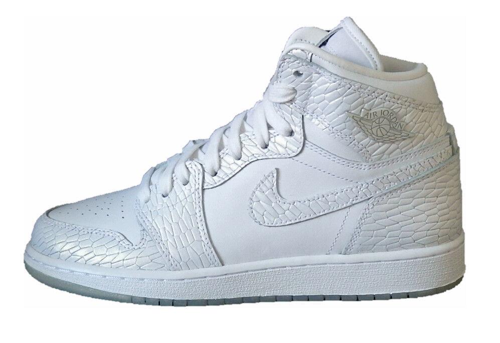 Nike Air Prem Jordan 1 Ret Hi Prem Air HC GG Sneaker 832596 100 NEU a595a1