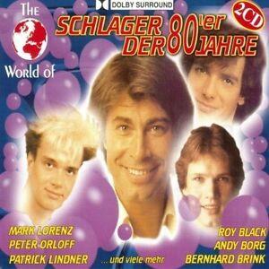 World-of-Schlager-der-80er-Jahre-Gene-Martin-Wolff-Gerhard-Roy-Black-2-CD