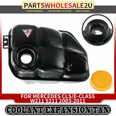 Coolant Expansion Tank for Mercedes-Benz W211 S211 E320 E350 E500 CLS 2115000049