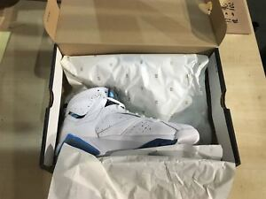 Eu 43 Us Ds Nike 8 5 7 Jordan French Air Remastered Blue Uk 304775 5 107 9 Retro 6BHqgO6p