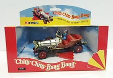 2005 Corgi Classics Chitty Chitty Bang Bang Flying Car Model No. 05301