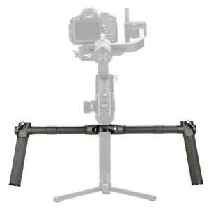 For-DJI-Ronin-S-Gimbal-Dual-Handle-Grip-Stabilizer-Handheld-Handlebar-22mm