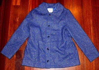 NEW  Gymboree Coat Jacket with Hood Enchanted Winter Mint NWT  Size 5//6