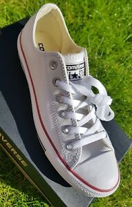 fe77646253c5a Converse Unisex Adult Chuck Taylor All Star Core Ox Trainers Size 6 ...
